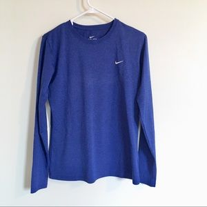 Nike Dry-Fit long sleeve, Size M